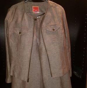 Linen/Cotton Suit